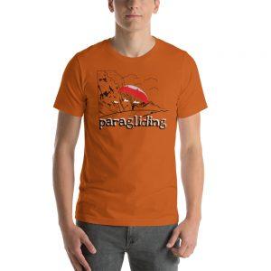 parapendio dolomiti t-shirt