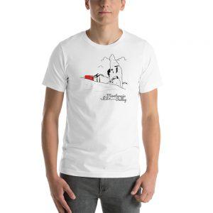 t-shirt campanile montanaia